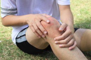 Травми колін