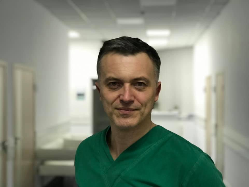 Новиков Владимир Владимирович ортопед