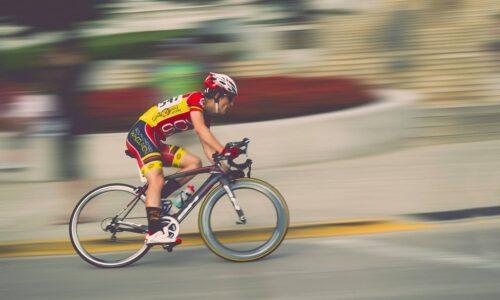 Тренировки на велосипеде