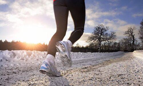 Сохраняем коленные суставы в холодное время года