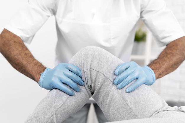 Лечение мерзнущих коленей